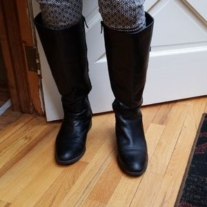 BCBGeneration Shoes - BCBGeneration Leather Boots Size 10B/40